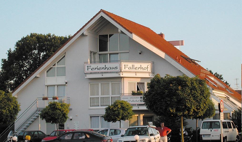 Ferienhaus Hotel Restaurant Partyservice Fallerhof Bad Krozingen