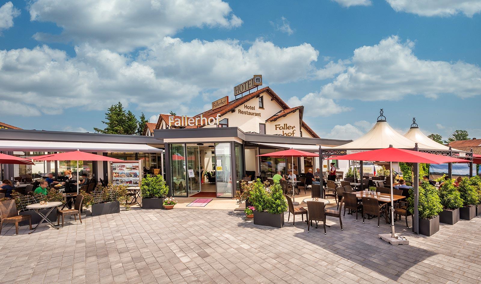 Hotel An Der A5 Freiburg Basel Hotel Restaurant Partyservice